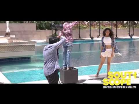 Behind the scenes with Rakul Preet Singh
