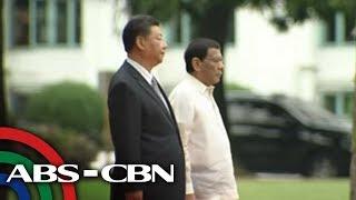 TV Patrol: Chinese President Xi Jinping nakipagpulong sa mga lider ng Kongreso