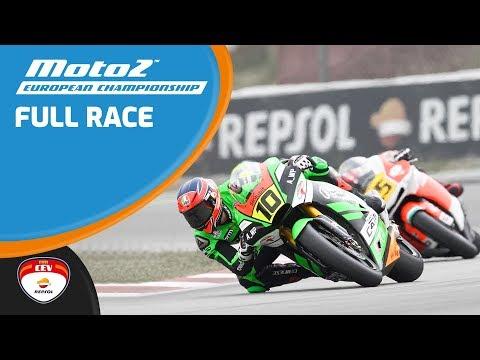 Race 1 Moto2™ European Championship Circuit de Barcelona-Catalunya