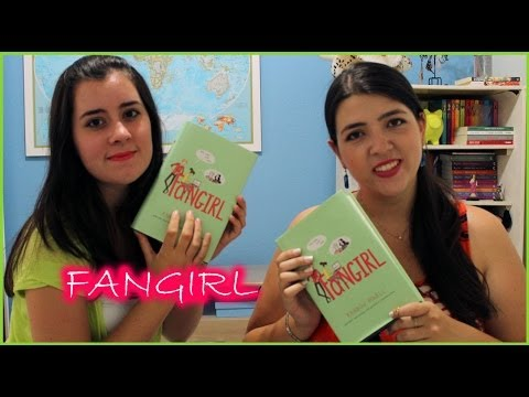 Book Review + Giveaway   Fangirl