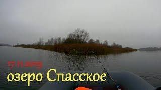 Рыбалка на озере спасское во владимире