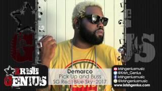 Demarco - Pick Up & Buss (Raw) Pele Riddim - January 2017