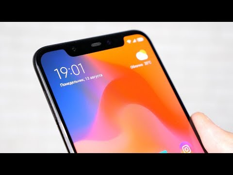 Xiaomi Mi 8 обзор смартфона 2