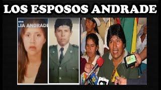 EL CASO DE LOS ESPOSOS ANDRADE