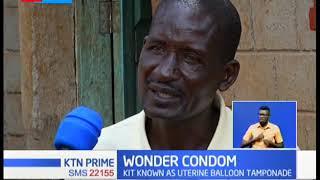 Wonder Condom: Condom innovation used by women with postpartum Hemorrhage to stop bleeding