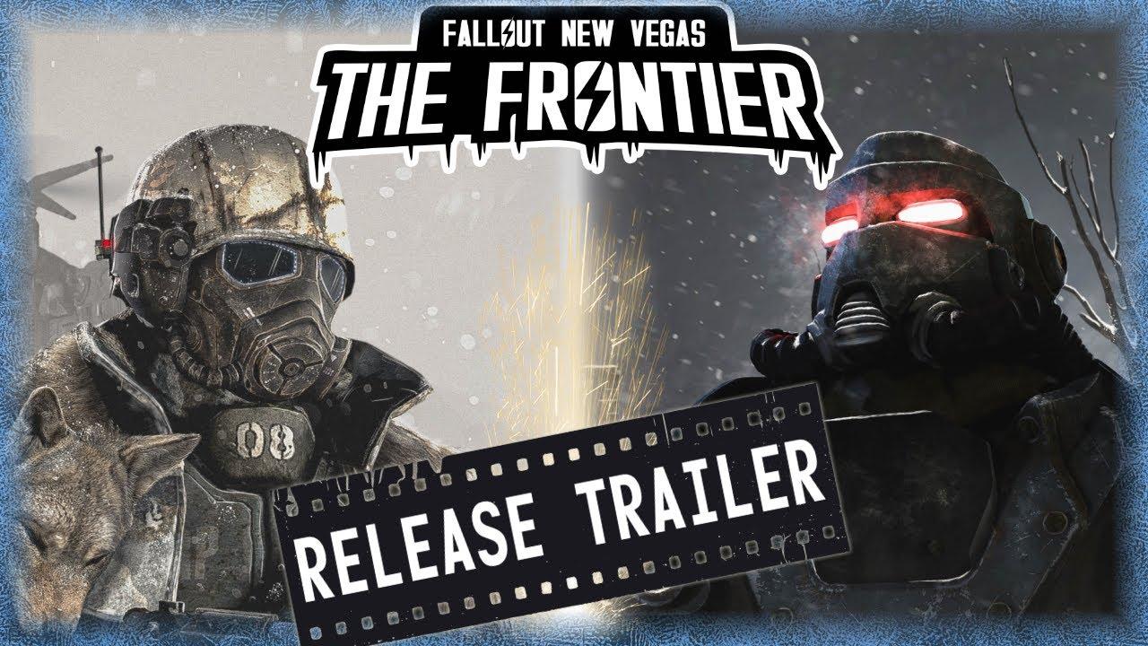 Трейлер модификации Fallout: The Frontier для игры Fallout: New Vegas