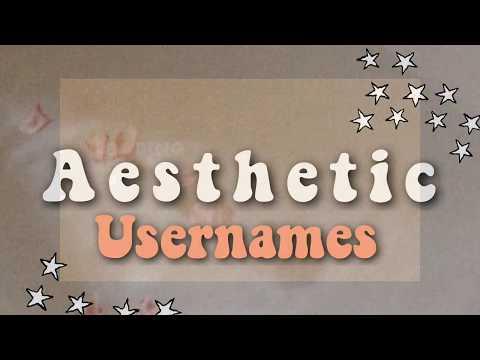 Roblox Aesthetic Usernames :) - смотреть онлайн на Hah Life