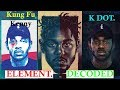 Kendrick Lamar - ELEMENT Lyrics Hidden Meaning