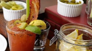 Bourbon Bloody Mary Recipe   Happiest Hour