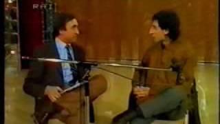 """Franco Battiato a """"Domenica In"""" (1983) - Parte 1"""