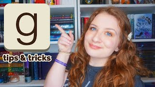 HOW TO WRITE GOODREADS REVIEWS   TIPS & TRICKS ✨