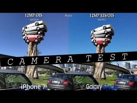 iPhone 7 vs Samsung Galaxy S7 Edge – Camera Test Comparison Review! (60FPS)