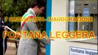 preview picture of video 'fontana leggera - Fiano Romano'