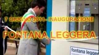 preview picture of video 'fontana leggera - Fiano Romano'