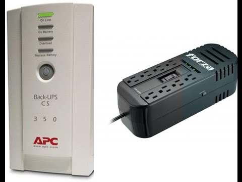 FORZA AVR AND UPS FOR POWER STABILITY