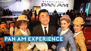 What's Flying Pan Am B747 Like? The Pan Am Experience