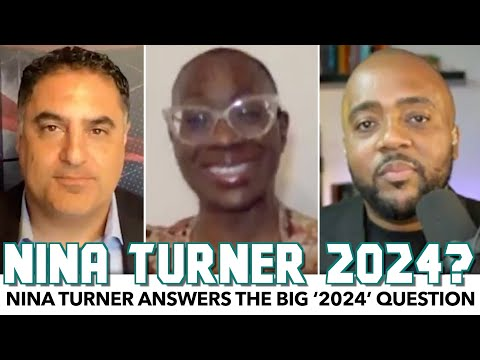 Nina Turner Answers The Big '2024' Question
