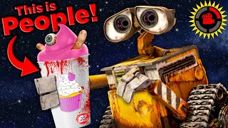 Film Theory: Wall-E's Secret Cannibalism... More Juicy Proof!