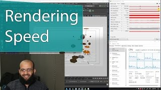 3d rendering - does graphic card increase rendering speed? and the role of graphic card