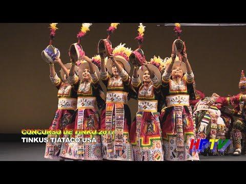 TINKUS TIATACO USA ( 2do. lugar ) - Concurso de Tinku 2017