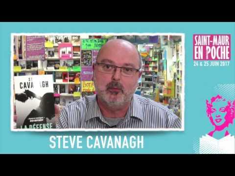 Vidéo de Steve Cavanagh