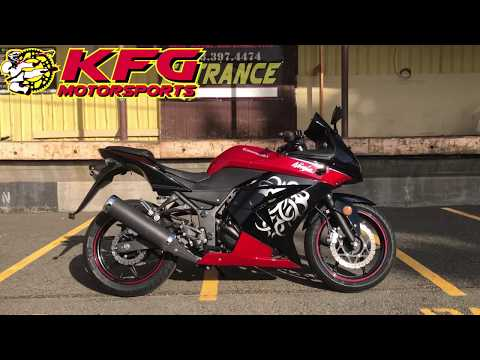 2010 Kawasaki Ninja® 250R in Auburn, Washington - Video 1