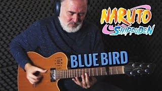 Blue Bird - Naruto Shippuden OP3  (ナルト疾風伝) - fingersyle guitar cover