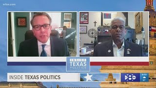Inside Texas Politics: What will the 2022 race for governor look like?