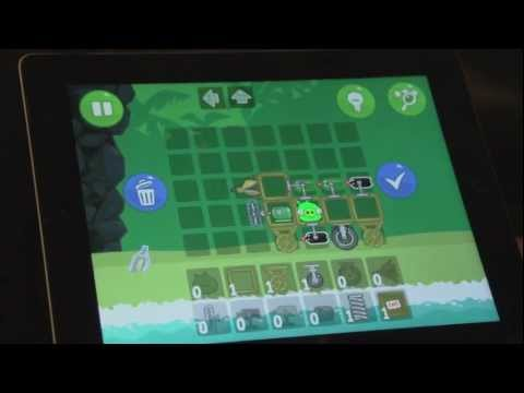 Gaming App Of The Day: Is Bad Piggies The New Angry Birds? Watch Closely