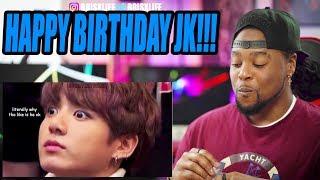 JEON JUNGKOOK'S HABITS! | HAPPY BIRTHDAY!!! | REACTION!!! BTS