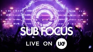 Sub Focus Live from The Roundhouse, London 19/10/2013