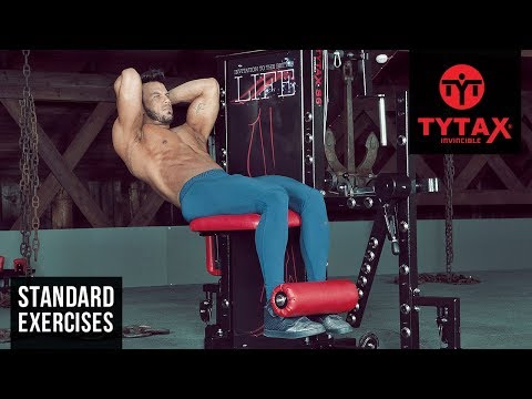 Roman Chair Sit-Up | TYTAX® S6