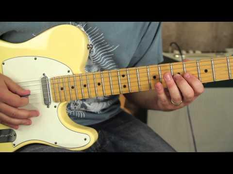 R&B Guitar Lessons - Rhythm Guitar - Funk Guitar Lessons - Guitar Chords - Soul