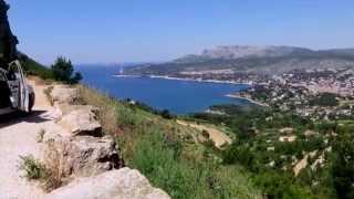 PROVENCE FRANCE D141 Route de cretes - best scenic drive | twoplustwocrew