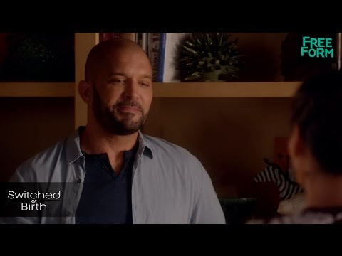 Switched at Birth 4.17 (Clip 'Regina & Eric')