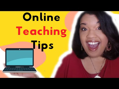How to Teach Online from Home to ESL Learners