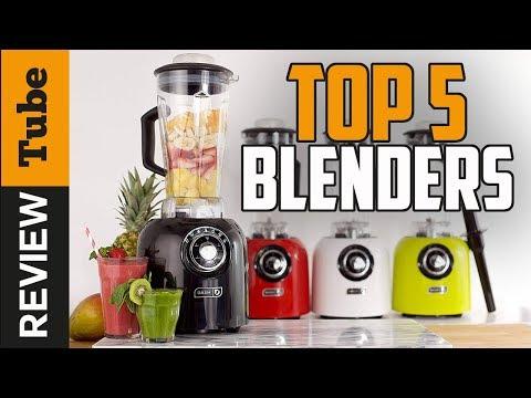 ✅Blender: The Best Blender 2018 (Buying Guide)