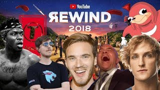 The Actual Youtube Rewind 2018 #YouTubeRemind