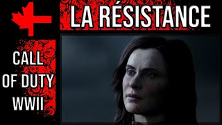 """La Résistance - Call of Duty: WWII Campaign - Mission 5 """"Liberation"""""""