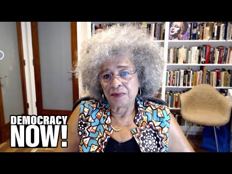 Freedom Struggle: Angela Davis on Calls to Defund Police, Racism & Capitalism, and the 2020 Election