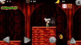 Jungle Adventures 1 : (Story) - World 5 Level 5.... (Boss Fight) Gameplay (Free Game On Android)