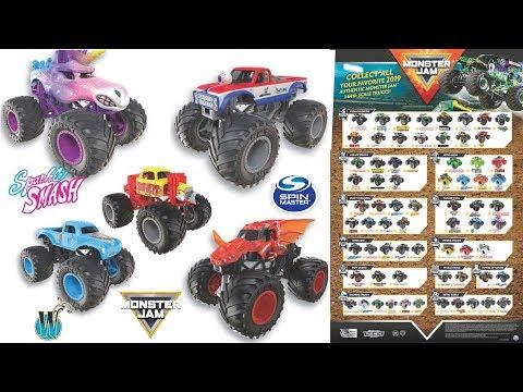 monster jam mini vehiculos escala 1 70 delicias3