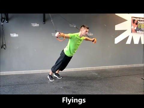 17 effektive Sling Trainer Übungen für Fortgeschrittene