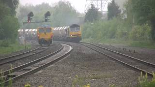 preview picture of video '(HD) A Line-up at Water Orton!'