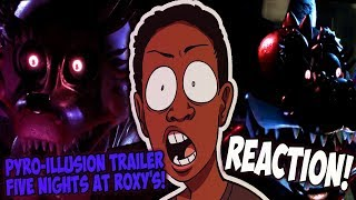 FIVE NIGHTS AT ROXY