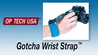 Gotcha Wrist Strap™ - Product Peek - OP/TECH USA