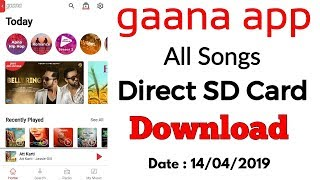Download Ganaa Songs