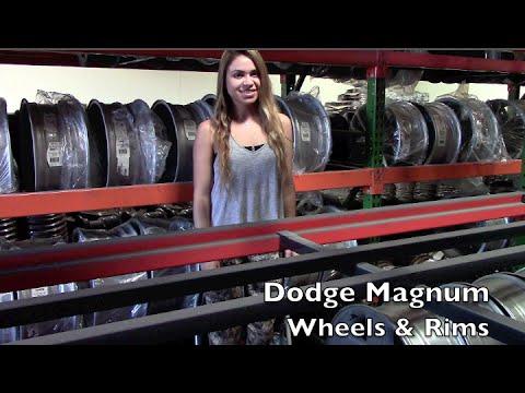 Factory Original Dodge Magnum Wheels & Dodge Magnum Rims – OriginalWheels.com
