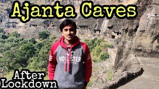 Ajanta Caves Tour After Lockdown | Aurangabad | Vlog by Dhaval Patil | HD