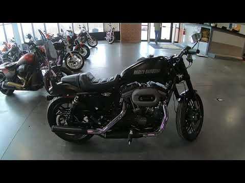 2016 Harley-Davidson Sportster ROADSTER XL1200CX